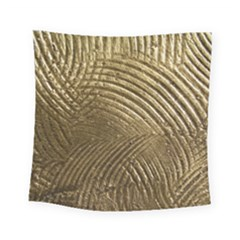 Brushed Gold Square Tapestry (Small)