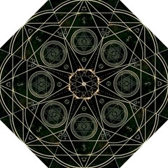 Cult Of Occult Death Detal Hardcore Heavy Folding Umbrellas