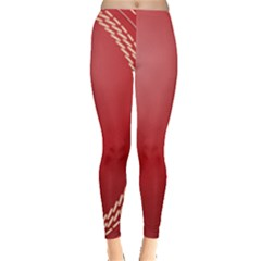 Cricket Ball Leggings