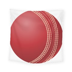 Cricket Ball Square Tapestry (Small)