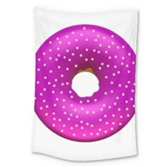 Donut Transparent Clip Art Large Tapestry