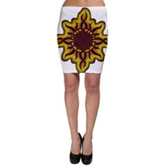 Disturbed Is An American Heavy Metal Band Logo Bodycon Skirt