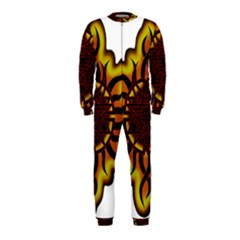 Disturbed Is An American Heavy Metal Band Logo OnePiece Jumpsuit (Kids)