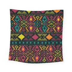 Ethnic Pattern Square Tapestry (small)