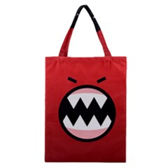 Funny Angry Classic Tote Bag