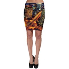 Hdri City Bodycon Skirt