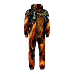 Hdri City Hooded Jumpsuit (kids)