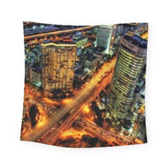 Hdri City Square Tapestry (small)