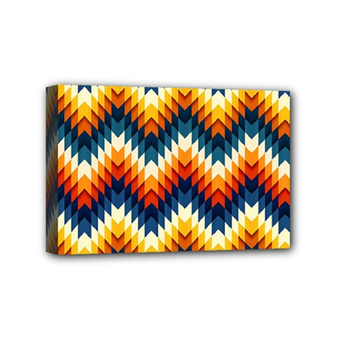 The Amazing Pattern Library Mini Canvas 6  x 4