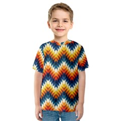 The Amazing Pattern Library Kids  Sport Mesh Tee