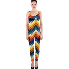 The Amazing Pattern Library OnePiece Catsuit