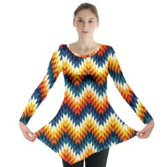 The Amazing Pattern Library Long Sleeve Tunic