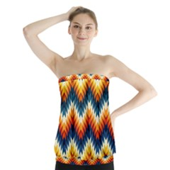 The Amazing Pattern Library Strapless Top