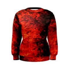 Reflections At Night Women s Sweatshirt