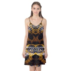 Textures Snake Skin Patterns Camis Nightgown