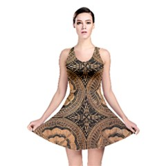 The Art Of Batik Printing Reversible Skater Dress