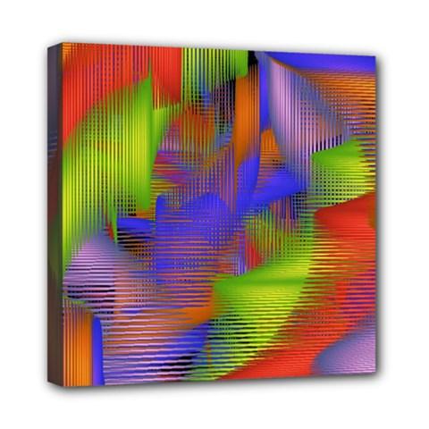 Texture Pattern Programming Processing Mini Canvas 8  X 8