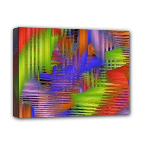 Texture Pattern Programming Processing Deluxe Canvas 16  x 12