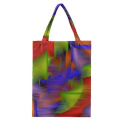Texture Pattern Programming Processing Classic Tote Bag
