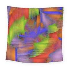 Texture Pattern Programming Processing Square Tapestry (Large)
