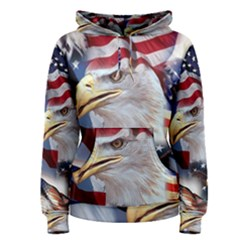 United States Of America Images Independence Day Women s Pullover Hoodie