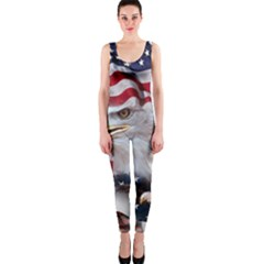 United States Of America Images Independence Day Onepiece Catsuit