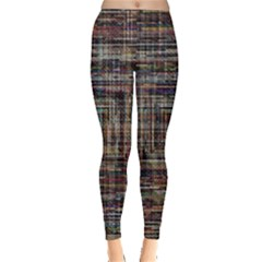 Unique Pattern Leggings