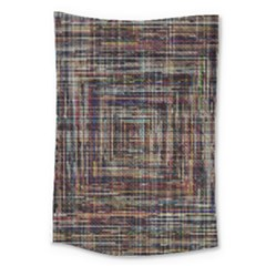 Unique Pattern Large Tapestry