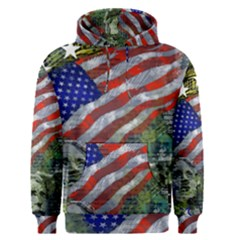 Usa United States Of America Images Independence Day Men s Pullover Hoodie