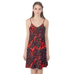 Volcanic Textures Camis Nightgown
