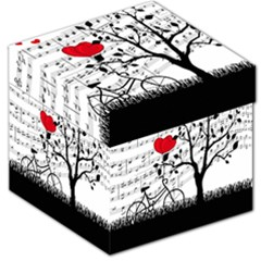 Love song Storage Stool 12