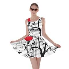 Love song Skater Dress