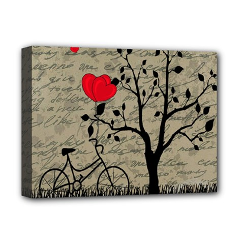 Love letter Deluxe Canvas 16  x 12