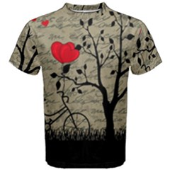 Love letter Men s Cotton Tee