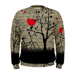 Love letter Men s Sweatshirt
