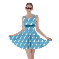 Air Pattern Skater Dress