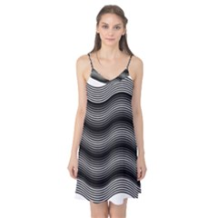 Two Layers Consisting Of Curves With Identical Inclination Patterns Camis Nightgown