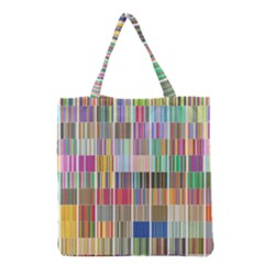 Overlays Graphicxtras Patterns Grocery Tote Bag