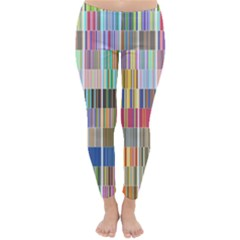 Overlays Graphicxtras Patterns Classic Winter Leggings