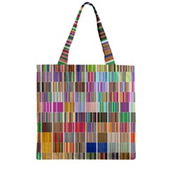 Overlays Graphicxtras Patterns Zipper Grocery Tote Bag