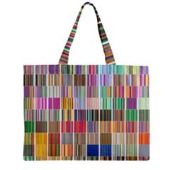 Overlays Graphicxtras Patterns Zipper Mini Tote Bag