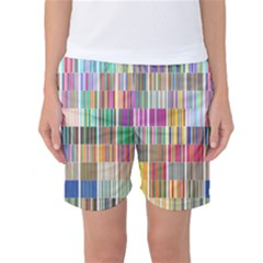Overlays Graphicxtras Patterns Women s Basketball Shorts