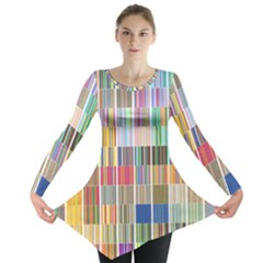 Overlays Graphicxtras Patterns Long Sleeve Tunic