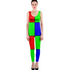 Bayer Pattern OnePiece Catsuit