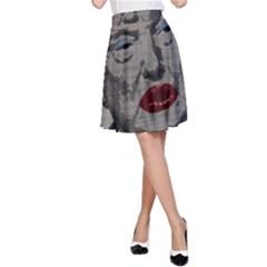 Transgender president    A-Line Skirt