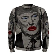 Transgender president    Men s Sweatshirt