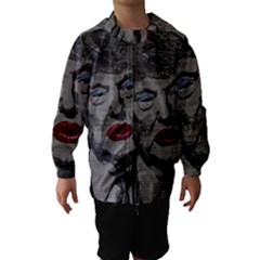 Transgender president    Hooded Wind Breaker (Kids)
