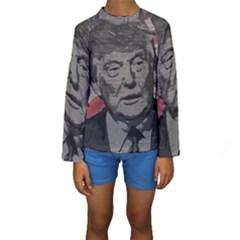 Trump Kids  Long Sleeve Swimwear