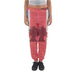 Vintage London Women s Jogger Sweatpants
