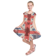 Vintage London Kids  Short Sleeve Dress